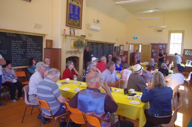 Afternoon Tea at the Woodvale Hall